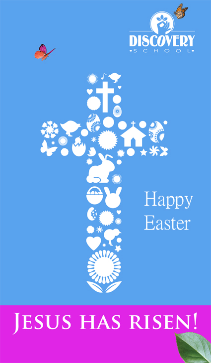 Felices Pascuas, Happy Easter