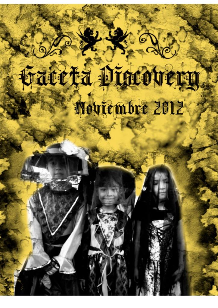 Gaceta Discovery No. 4