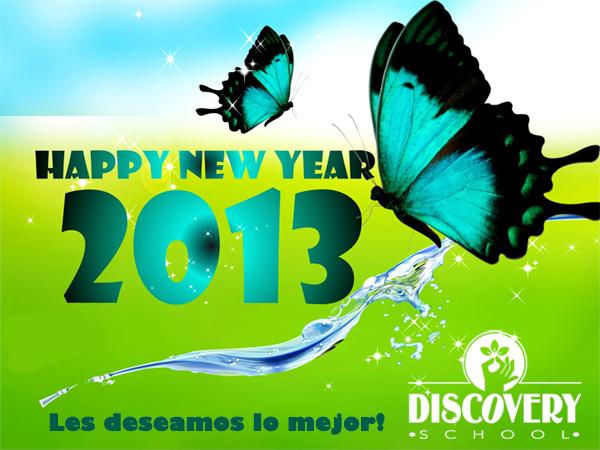 ¡Feiz Año Nuevo!