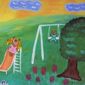 arte prim - Hospital del niño morelense - 3