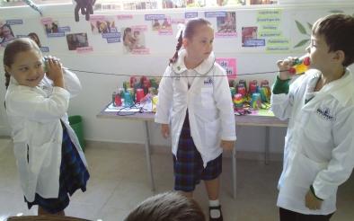 ciencias preescol sentidos - 05