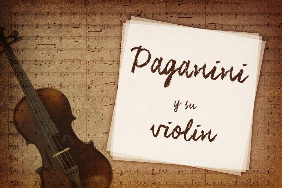 paganini-violin