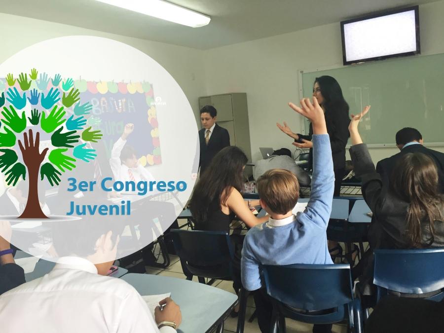 Congreso Juvenil, acciones locales, resultados globales